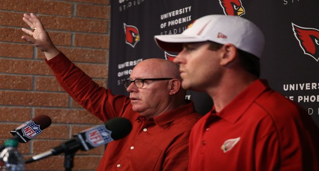 Arians and Palmer